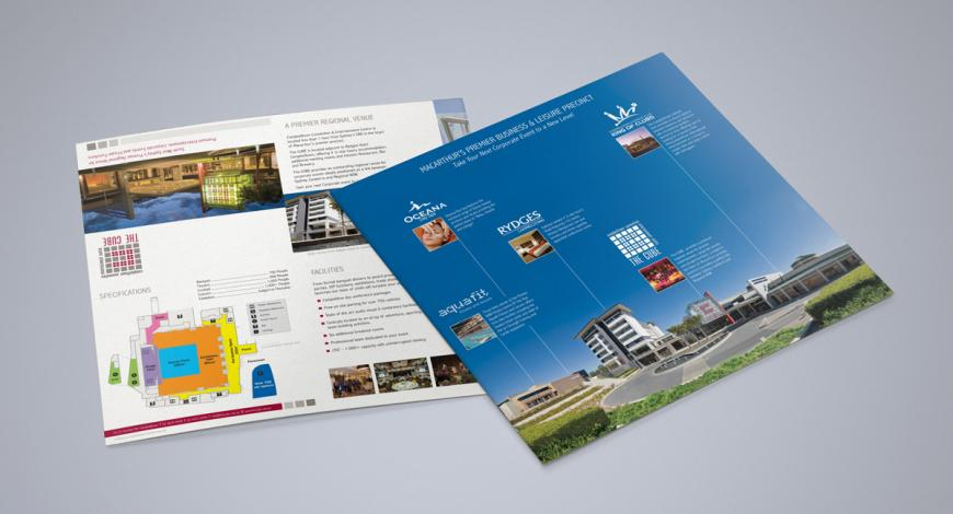 The Cube Square Brochure