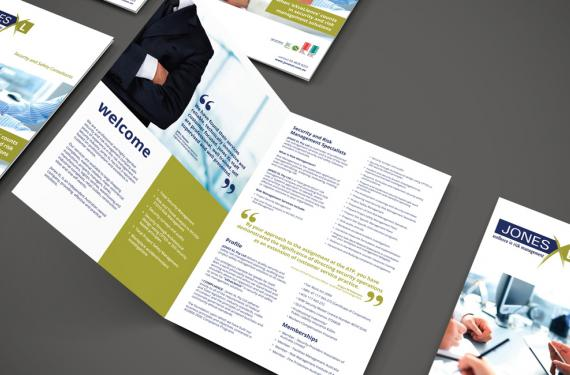 Jones XL Security & Safety Consultants Brochure